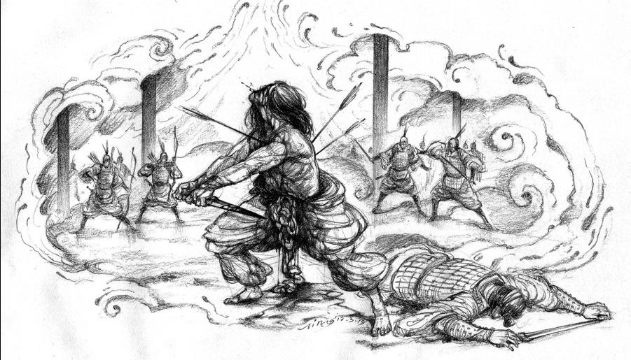 盘点中国古代的名刺客  然后荆轲和嬴政就绕着大殿的柱子互相追赶