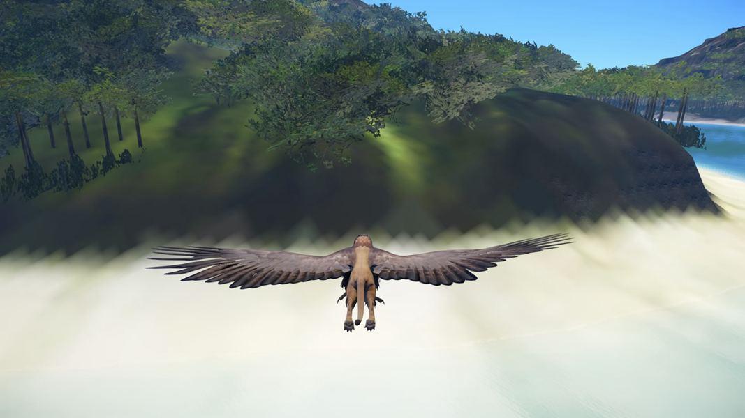 狮鹫岛图片