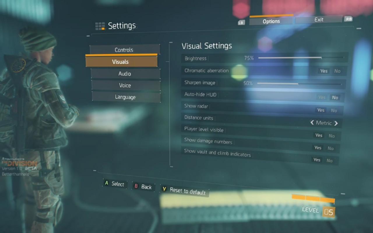 画质版《节点v画质》也有主机绘制飘窗全境选项图片