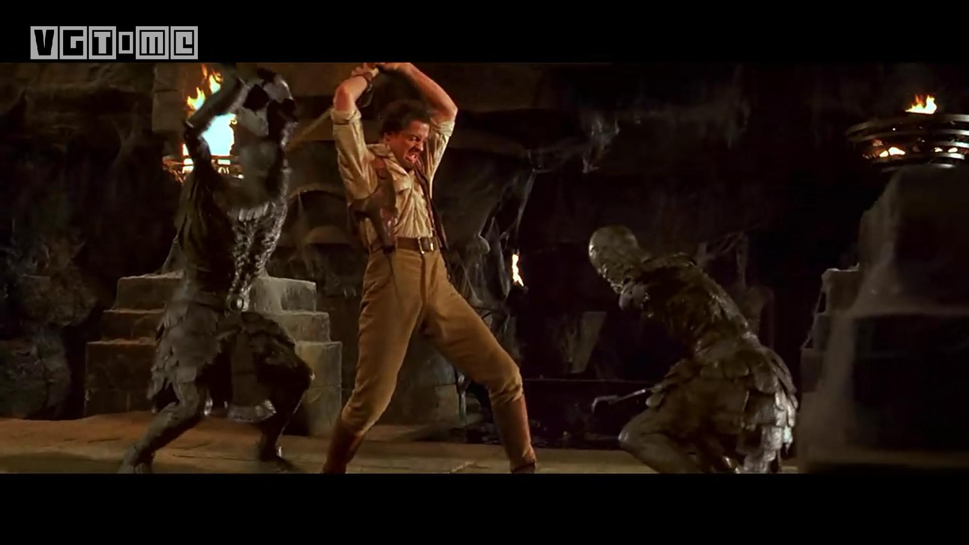 《木乃伊:盗墓迷城》(1999)理查德·奥康奈尔