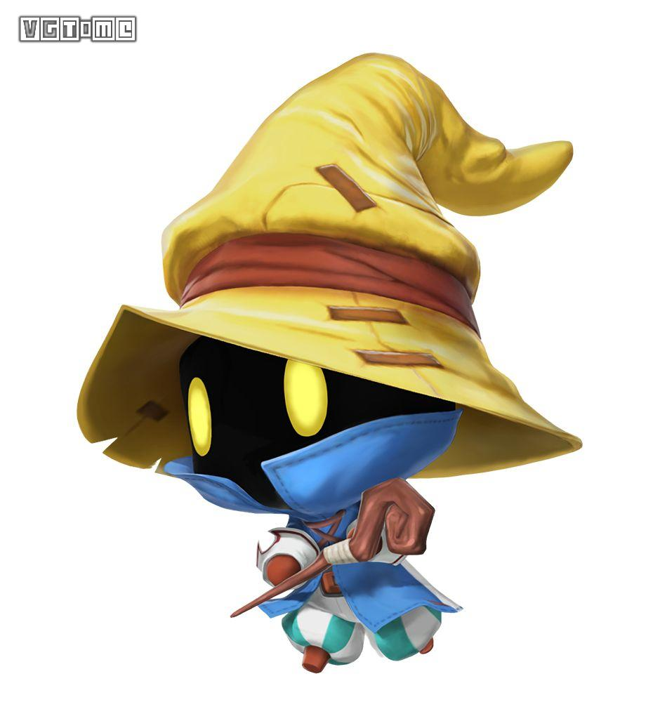 只用魔法:《最终幻想9》一名种植黑月份的魔法师.娃娃菜几作品登场图片